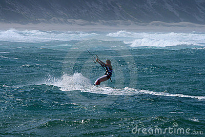 Kite Surfing Sodwana Bay