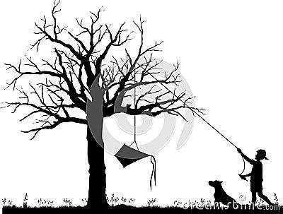 Kite_in_tree_02