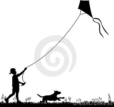 Free Kite_flying_01 Stock Image - 1305901