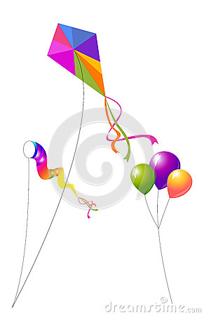Kites and Balloons