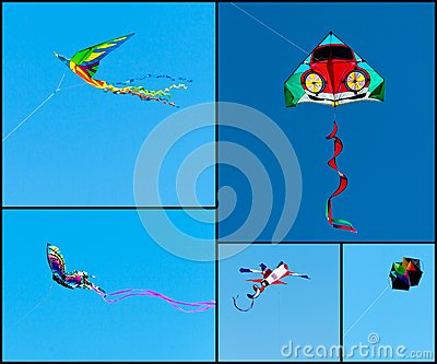 Kites Collage