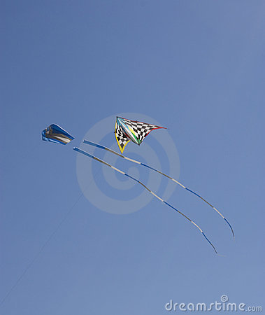 Free Kites Flying Stock Photo - 15557180