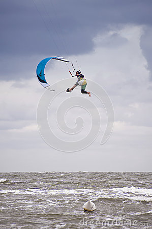 Kitesurf Worldcup 2010 Editorial Photo