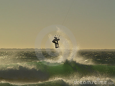 Kitesurfing - Cape Town