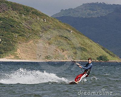Kiting in Costa Rica 3
