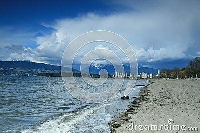 Kitslano beach