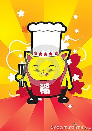 Kitten Chef