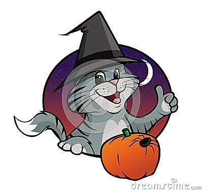 Kitten Halloween