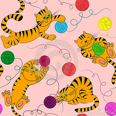 Kitty cat background. pet texture