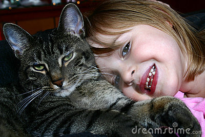 Kitty and I