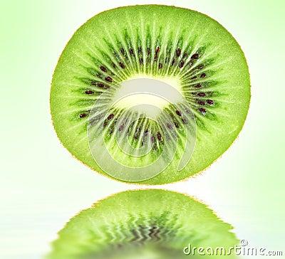 Kiwi closeup
