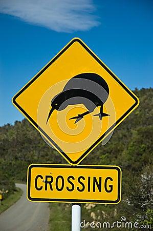 Kiwi Crossing