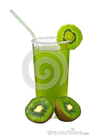 Free Kiwi Drink Stock Images - 10566264