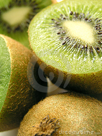 Kiwi-Frucht