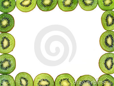 Kiwi Fruit Frame