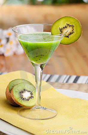 Kiwi Fruit Punch
