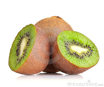 Kiwi fruit ripe