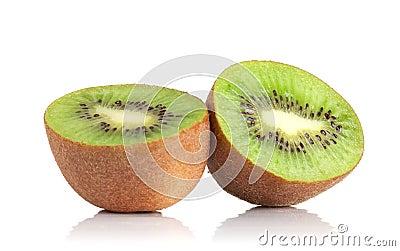 Kiwi fruit ripe