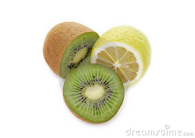 Kiwi and Lemon