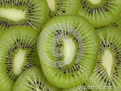Kiwi plasterki