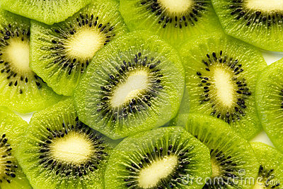 Kiwi slices