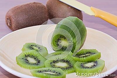 Kiwi to be cut