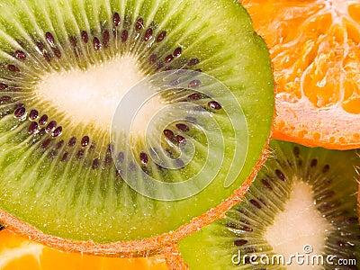 Kiwies and oranges