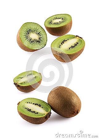 Kiwifruit composition of kiwi isolated