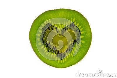 Kiwifruit Heart