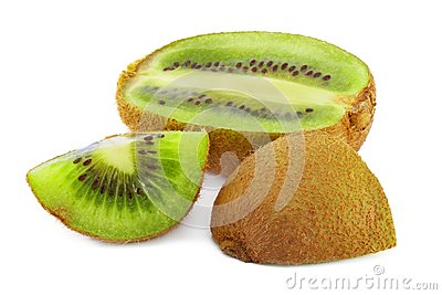 Kiwifruit in the section