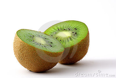 Kiwifruit slices