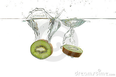 Kiwis making a splash