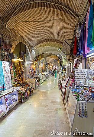 Kizlaragasi Han Bazaar, Izmir, Turkey Editorial Image