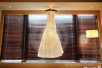 Klänningbröllop