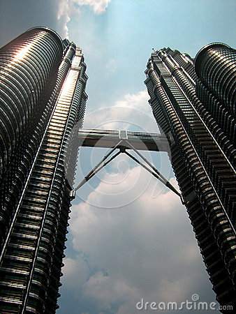 Twin tower in KL