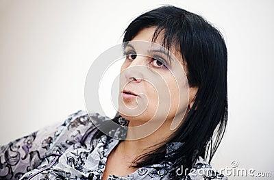 Klara Samkova Editorial Image