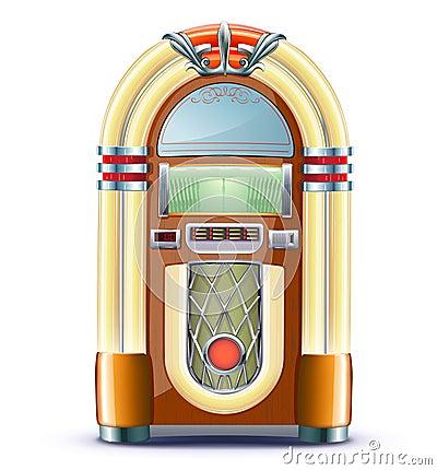 Klassischer Musikautomat