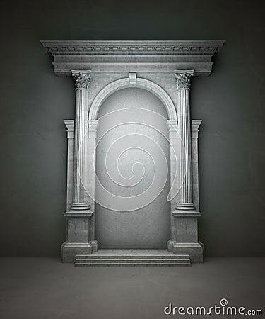 Klassisches Portal