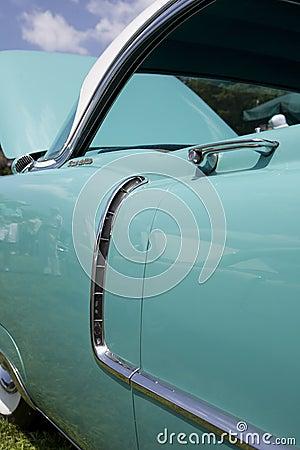 Klassiskt retro för bil