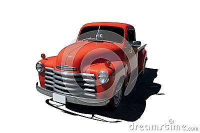 Klasyk ciężarówka