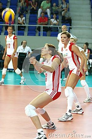 Klaudia KACZOROWSKA Editorial Stock Image