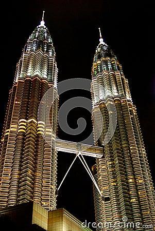 Free KLCC, Kuala Lumpur Royalty Free Stock Photography - 2065827
