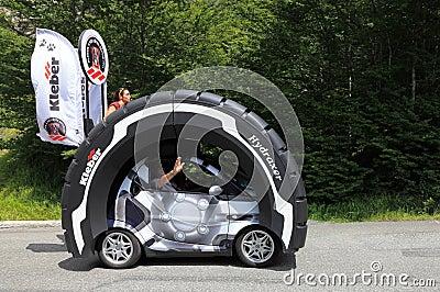 Kleber car Editorial Stock Photo