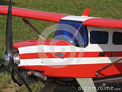 Klein vliegtuig