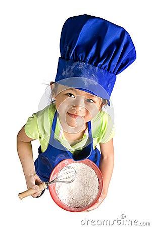 Kleine Chef-koks