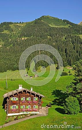 Kleinwalsertal,Austria