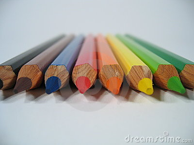 Kleurpotloden I