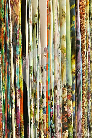Kleurrijke Sari