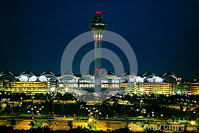 KLIA Editorial Stock Image