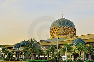 KLIA mosque